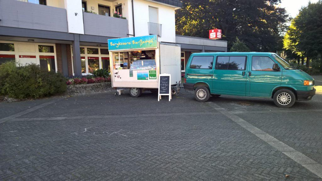 Verkaufswagen Bierßenhof