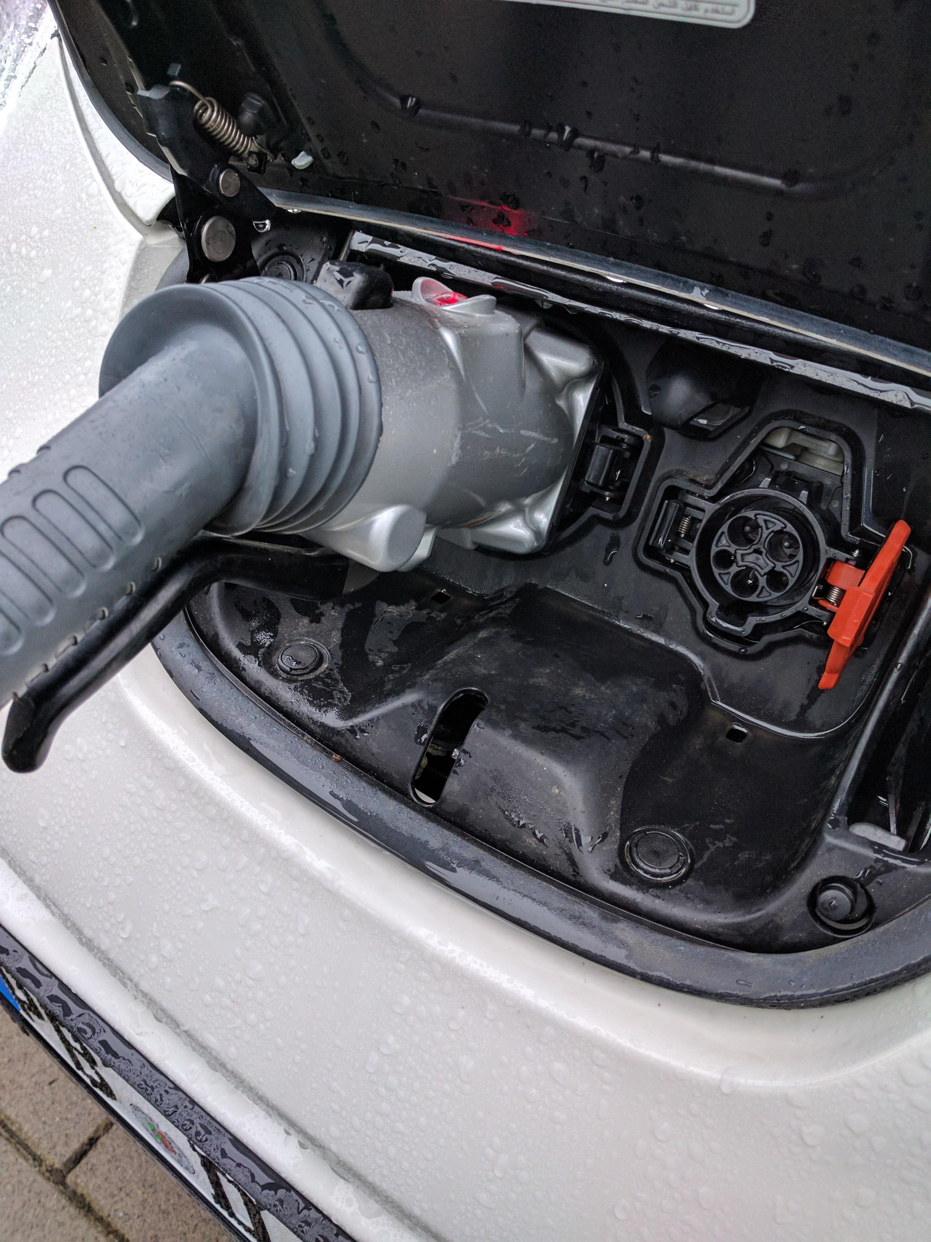Tag der Elektromobilität in Altenbeken + Probefahrt Nissan Leaf ...